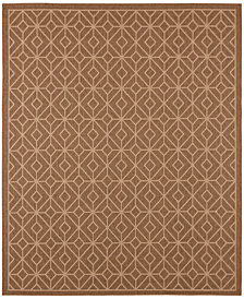 "Karastan Portico Tremiti  5'3"" x 7'10"" Indoor/Outdoor Area Rug"