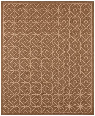 Karastan Portico Tremiti 9 X 12 Indoor Outdoor Area Rug Rugs