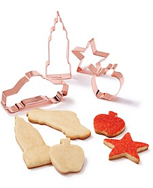 NYC Cookie Cutters, Created for Macy's