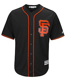 Majestic Men's San Francisco Giants Replica Cool Base Jersey