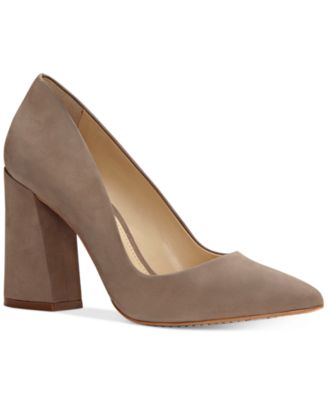 Vince Camuto Talise Pointed Block-Heel