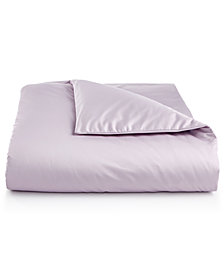 CLOSEOUT! Charter Club Damask Twin Duvet Cover,550 Thread Count 100% Supima Cotton, Created for Macy's