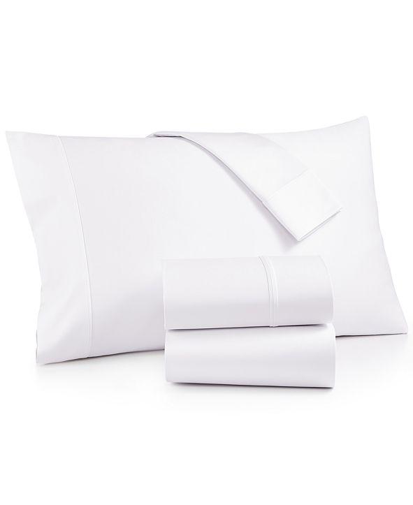 AQ Textiles Bergen 4-Pc. Full Sheet Set, 1000 Thread Count 100% Certified Egyptian Cotton