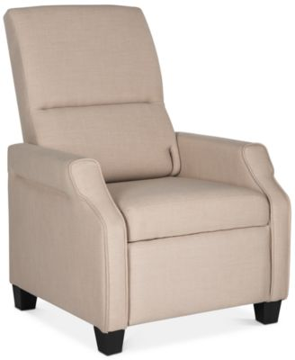 contemporary recliners - macy's