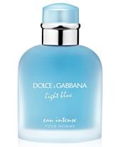 158d42bd77 DOLCE&GABBANA Light Blue Eau Intense Pour Homme Eau de Parfum Fragrance  Collection