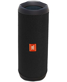 Flip 4 Waterproof Bluetooth Speaker