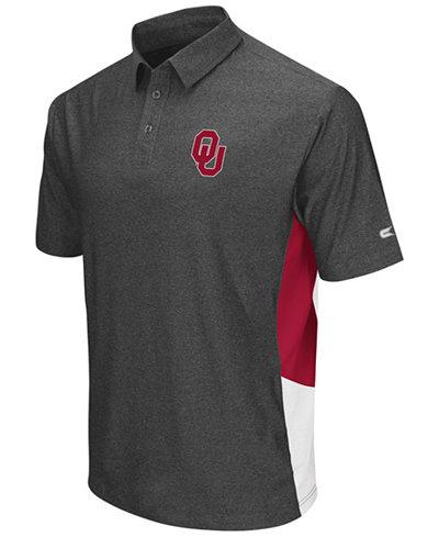 Colosseum Men's Oklahoma Sooners The Bro Polo