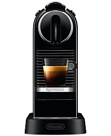 Nespresso CitiZ Coffee and Espresso Machine by De'Longhi
