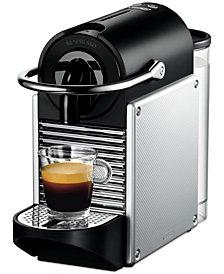 Nespresso by De'Longhi Aluminum Pixie Espresso Machine