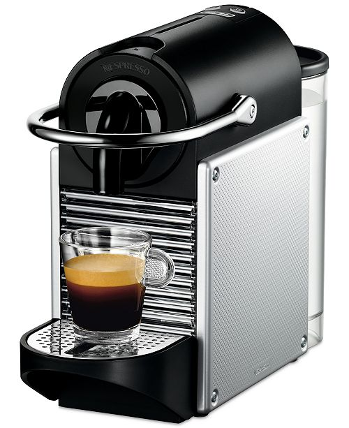 Nespresso Pixie Coffee and Espresso Machine by De'Longhi
