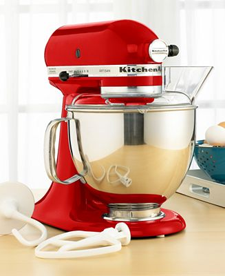 Kitchen Aid kitchenaid ksm150ps artisan 5 qt. stand mixer - electrics