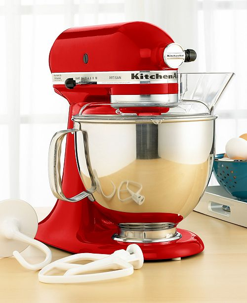 Kitchenaid Ksm150ps 5 Qt Stand Mixer Small Liances Kitchen Macy S