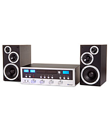 Innovative Technology Bluetooth CD Stereo System