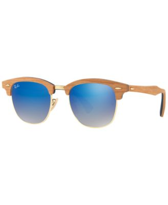 ray ban outlet el paso tx  ray ban sunglasses, rb3016m clubmaster wood