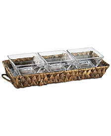 Artland Masonware Garden Terrace 3-Section Server