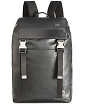 Jack Spade Men's Mason Leather Army Backpack