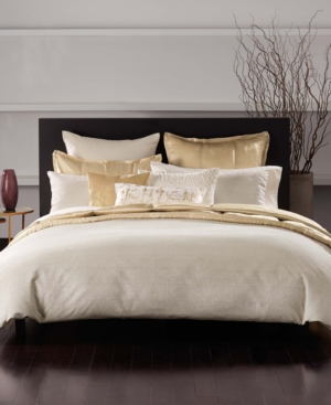 Donna Karan Opal Essence FullQueen Duvet Cover Bedding