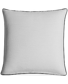 """Greek Key 20"""" Square Decorative Pillow, Created for Macy's"""