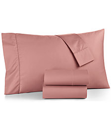 CLOSEOUT! Charter Club Damask Twin 3-Pc Sheet Set, 550 Thread Count 100% Supima Cotton, Created for Macy's