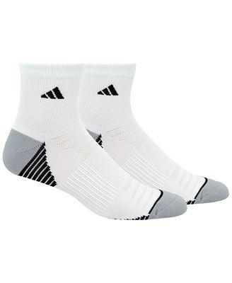 adidas uomini 2 le velocità climalite quarto calzini, mutande delle maglie