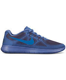 Nike Men's Free Run 2017 Running Sneakers from Finish Line