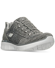 Skechers Women's Synergy 2.0 Wide Memory Foam Walking Sneakers from Finish Line