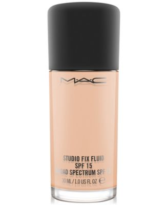 Image of MAC Studio Fix Fluid Foundation SPF 15