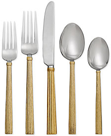 Michael Aram Wheat Gold Collection 5-Piece Place Setting