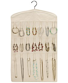 Household Essentials Hanging Jewelry Organizer