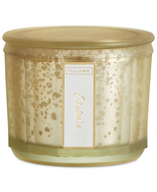 Illume Gardenia Lustre Glass Jar