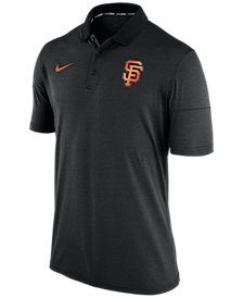Nike Men's San Francisco Giants Dri-Fit Polo 1.7