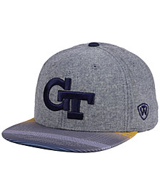 Top of the World Georgia Tech Yellow Jackets Tarnesh Snapback Cap