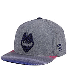 Top of the World Connecticut Huskies Tarnesh Snapback Cap