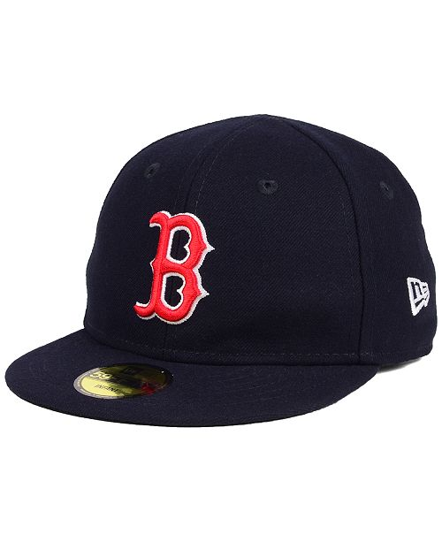 5833f3450bd ... New Era Boston Red Sox Authentic Collection My First Cap