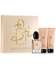 Giorgio Armani 3-Pc. Si Gift Set