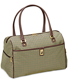 "London Fog Oxford Hyperlight 19"" Grand Satchel, Created for Macy's"
