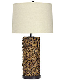 StyleCraft Hyacinth Table Lamp