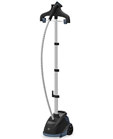 Rowenta Home IS6520 Line Master 360° Garment Steamer with Rotating Hanger