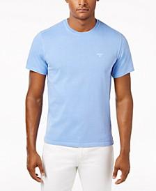 Men's Garment Dyed Crew-Neck T-Shirt