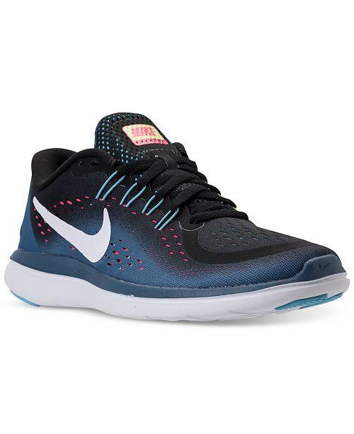 ... Nike Women s Flex 2017 Run Running Sneakers from Finish Line ... dfd5f9b4a