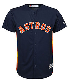 Majestic Toddlers' Houston Astros Blank Replica CB Jersey