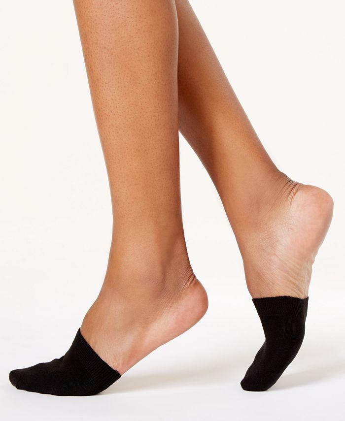 Hue - Women's Toe Topper Socks