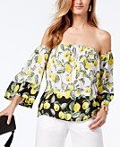 INC International Concepts Off-The-Shoulder Top Only at Macys