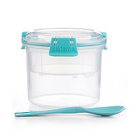 Martha Stewart Collection Food Storage Breakfast to Go Container