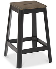 "Daltin 26"" Bar Stool, Quick Ship"