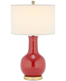 Safavieh Paris Ceramic Table Lamp