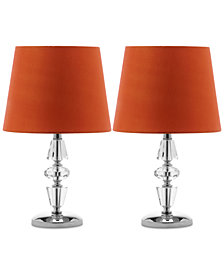Safavieh Set of 2 Crescendo Table Lamps