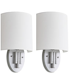 Safavieh Set of 2 Darlene Wall Sconces