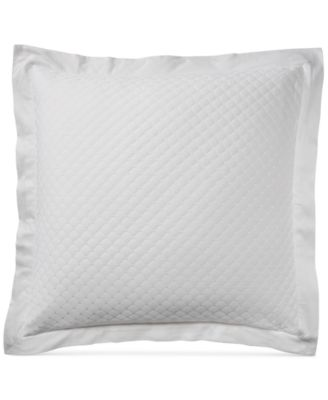 Cotton Quilted European Sham, Created for Macy's