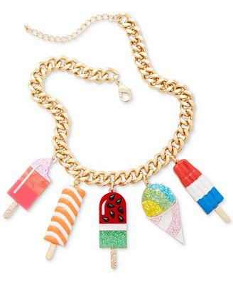 Celebrate Shop Popsicle Necklace